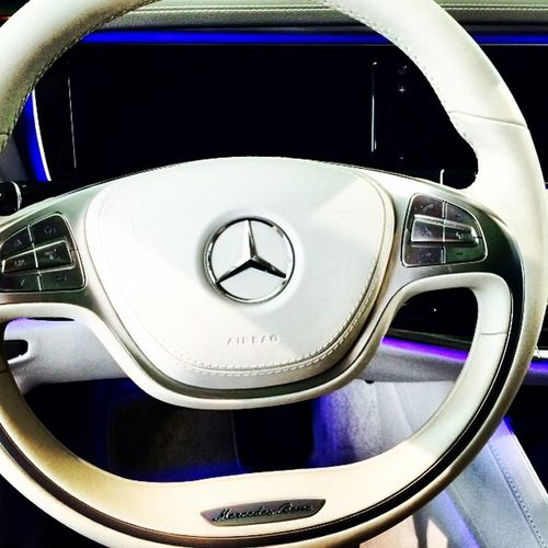 Grosse Allemande Mercedes Classe S 63Amg