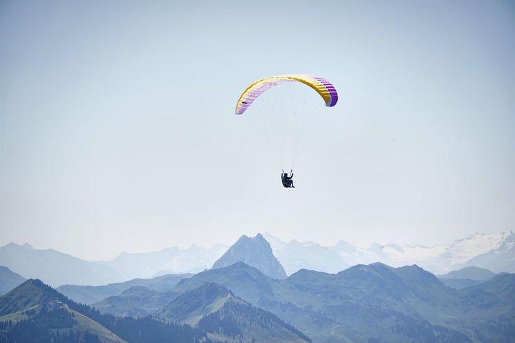 Flying RISK