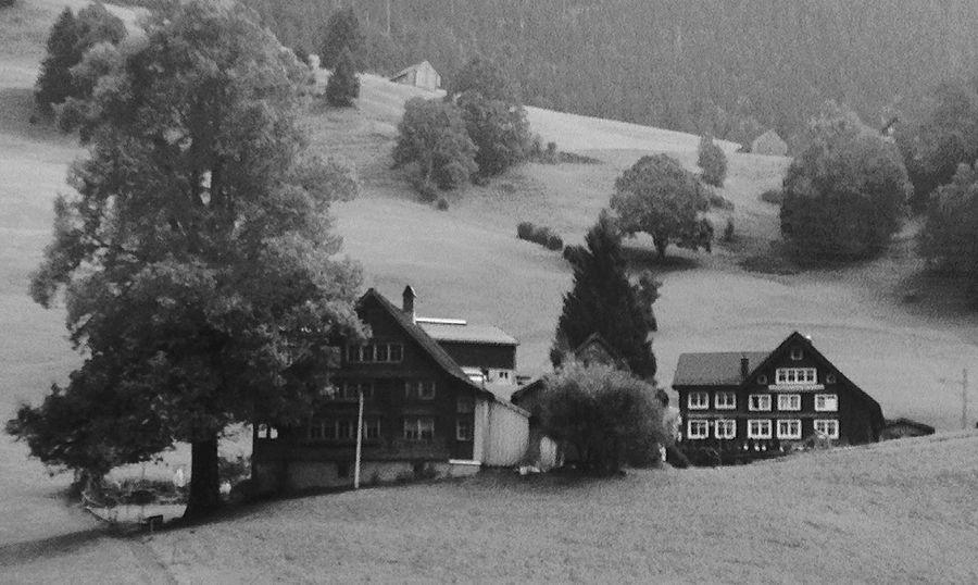 Toggenburg / Switzerland Nature Landschaft Eyeemlandscape EyeEmGalley Switzerland Switzerlandpictures Stachlart Farmerhouse Toggenburg EyeEm Best Shots EyeEm Selects Blackandwhite EyeEmBlackAndWhite Schwarzweiß