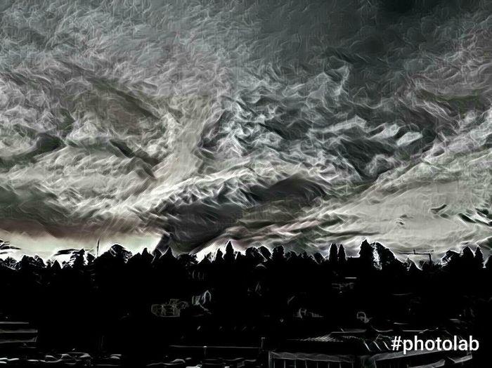Dramatic Sky Dark Soul