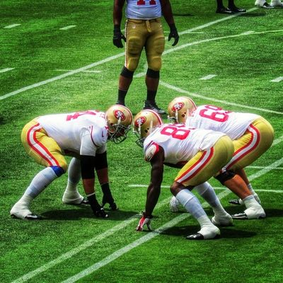 NFL Niners Ninerfan Ninerempire 49ers 49ersfan 49erempire 49erfaithful 49erfans goldblooded goniners 9ers 9ersfan the_niner_empire nfltrainingcamp 49erstrainingcamp sf49ers sanfrancisco49ers joestaley vernondavis