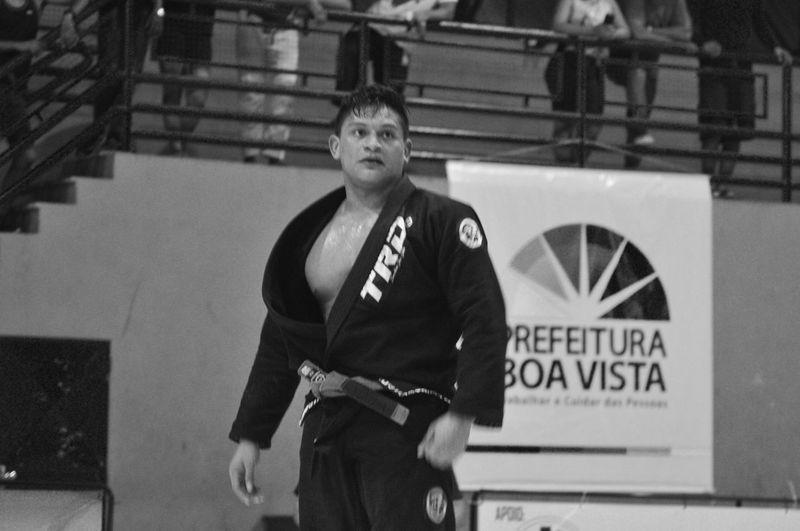 Registro do atleta Macélio Oliveira (RR Top Team) durante o Boa Vista Internacional Open BJJ PRO 2017. Jiujitsulifestyle Jiujitsunaveia JiuJitsu Jiujitsuabsoluto First Eyeem Photo