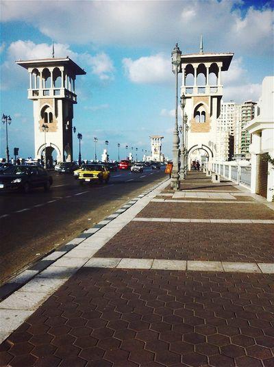 Stanley Bridge ❤ Architecture Street Sky Day City Travel Destinations Cloud - Sky Streets Alexandria City Sea Architecture Transportation