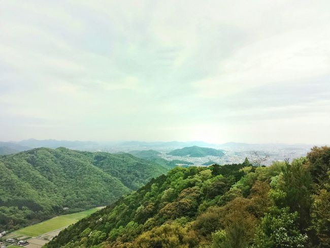 another one of Himeji City from Mount Shosha || Hyogo Travel Travels Traveling Travelling Explore Outdoors Nippon