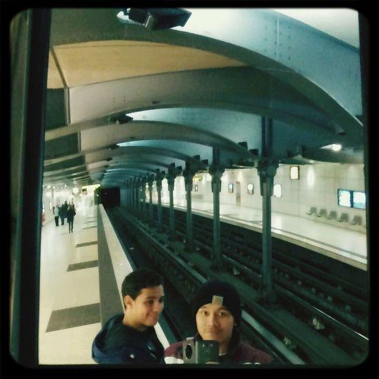 Subway Station Metro Lyon
