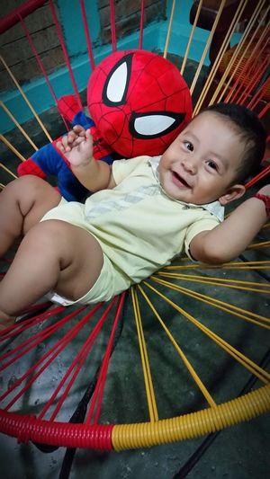 T amo mi pequeño hombre araña Hello World Relaxing