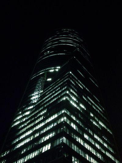 Skyline Architecture Building Madrid