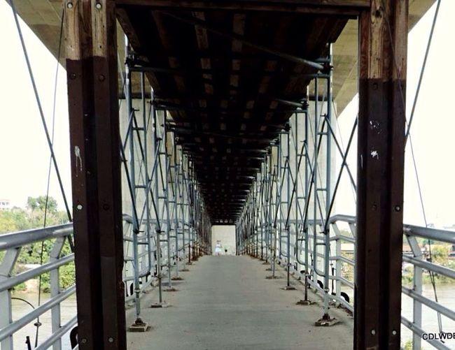 I love this foot bridge Bridge Pedestrian Bridge Belle Isle RVA Richmond Richmond, VA