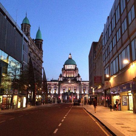 Belfast City Hall Northern Ireland