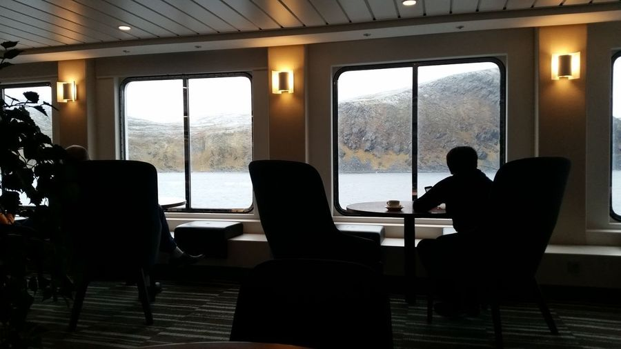 Ausblick Ausblick Aufs Land Norway Norwegen Inside Cruise Ship Schatten Shadow The Still Life Photographer - 2018 EyeEm Awards