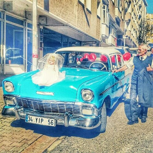 Chevybelair Chevrolet Classiccar Car Driver Nostalgic  Istanbul #turkiye Istanbullovers