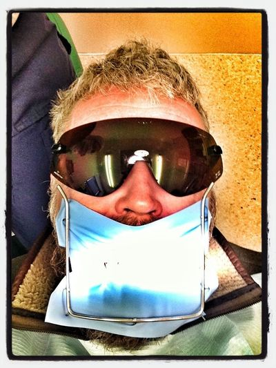 Root Canal ... Masked Up