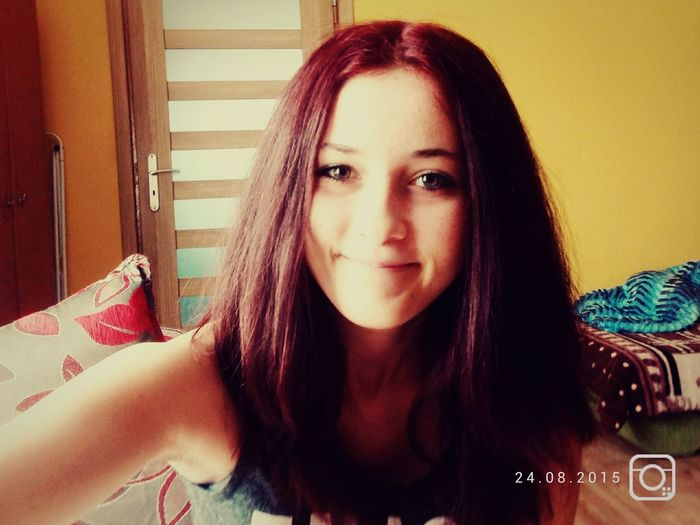 Red Hair Sunny☀ Smile :)