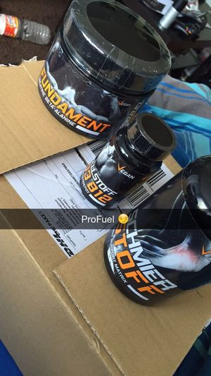 Paket 1 von 2 ist da *.* Fitness Gym ProFuel Lifestyle Check This Out Sport