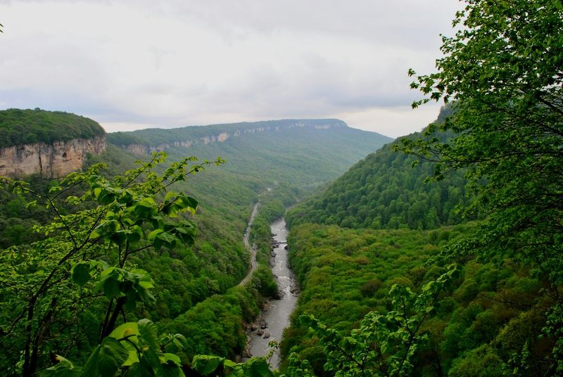 Природа горыкавказа Адыгея