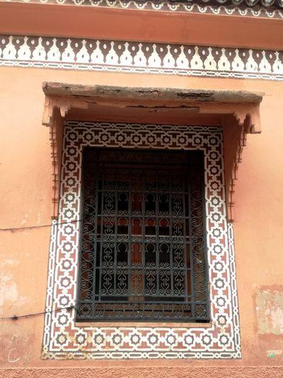 Moroccan Artisanal Morocco Ceramics Artisanat MoroccoTrip Handmade Tiles Architecture Tilesphotography Tiles Of Morocco Windows_aroundtheworld Window Frame Windows And Doors Architecture Built Structure No People Building Exterior Travel Destinations Day Outdoors