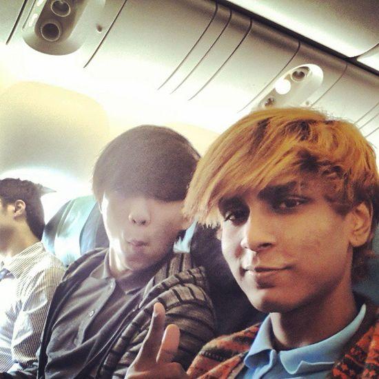 @c0rntagious, Bye guys ! Cathay Airlines Airplane Awseome すごい #おもし#にほご adventure Japan HongKong enjoy missionimpossible fukuoka manonamission cool