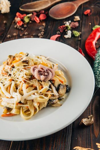 Food And Drink Food Plate Pasta Italian Food Healthy Eating Freshness