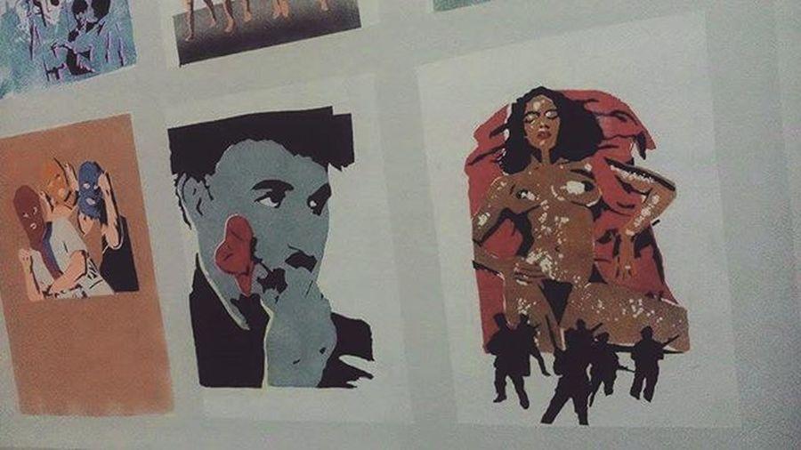 Fajneobrazki Museum Art Poster