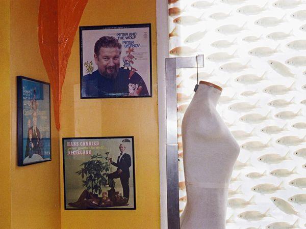 Dressform Koduckgirl NATURA Classica Indoors  Film Home Interior Fuji 800