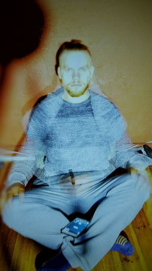 Arts Culture And Entertainment Men Me Long Exposure AI Now! Close-up Indoors  Day EyeEm Ready