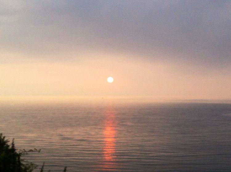 Sky Sea Scenics - Nature