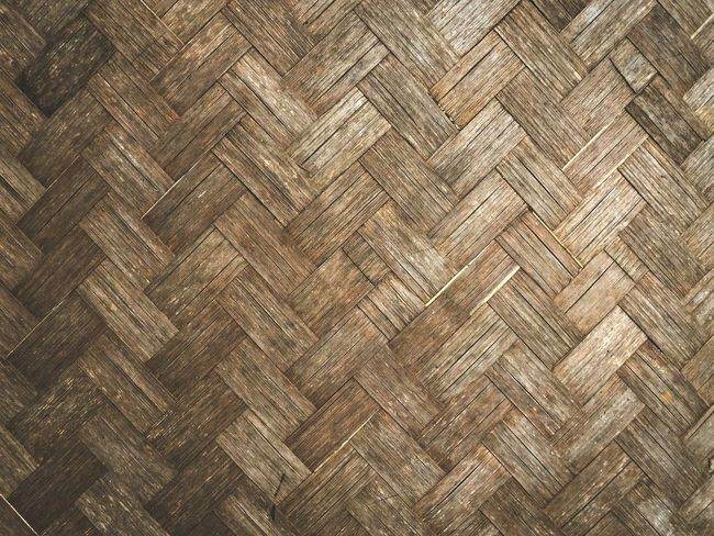 woven bamboo pattern texture Retro Abstract Backgrounds Bamboo Brown Craft Flooring Hardwood Hardwood Floor Nature No People Pattern Textured  Wood - Material Wood Grain Wood Paneling Woven Bamboo Woven Pattern