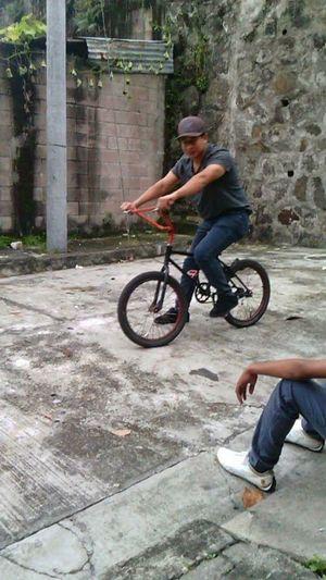 Street Bike Cool Freedom Taking Photos