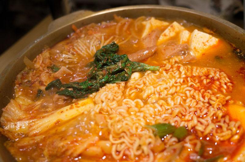 Pot With Soup