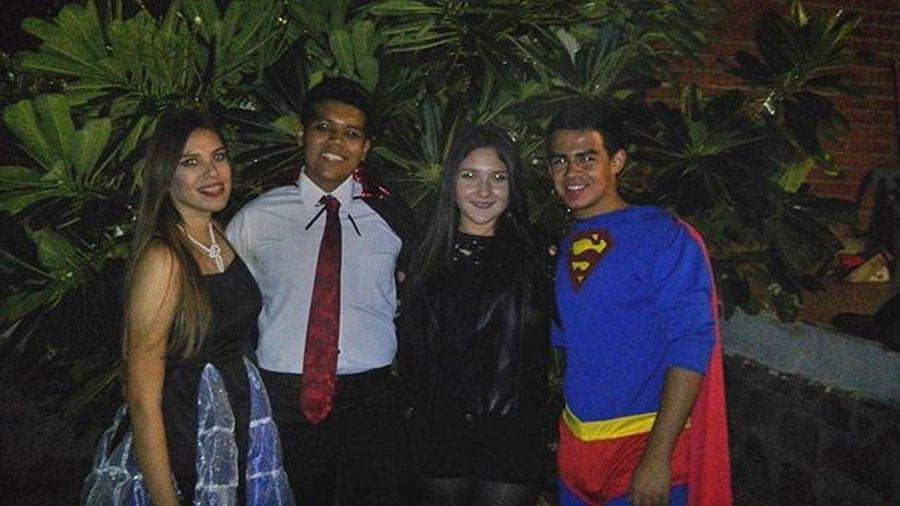 Halloween squad