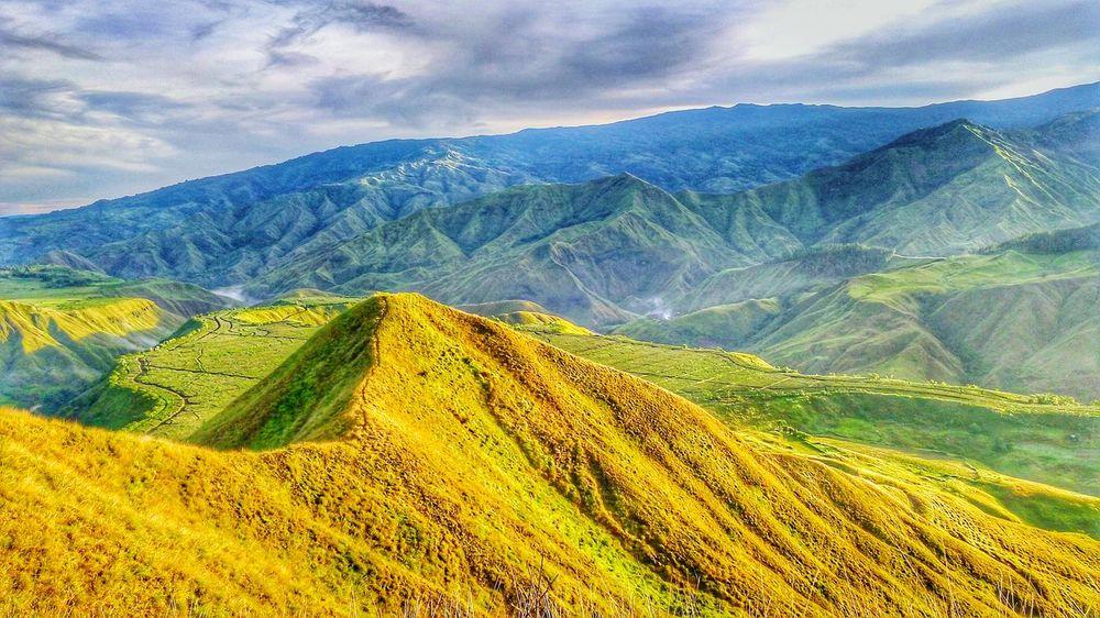 Mountain Scenics Beauty In Nature Mountain Range