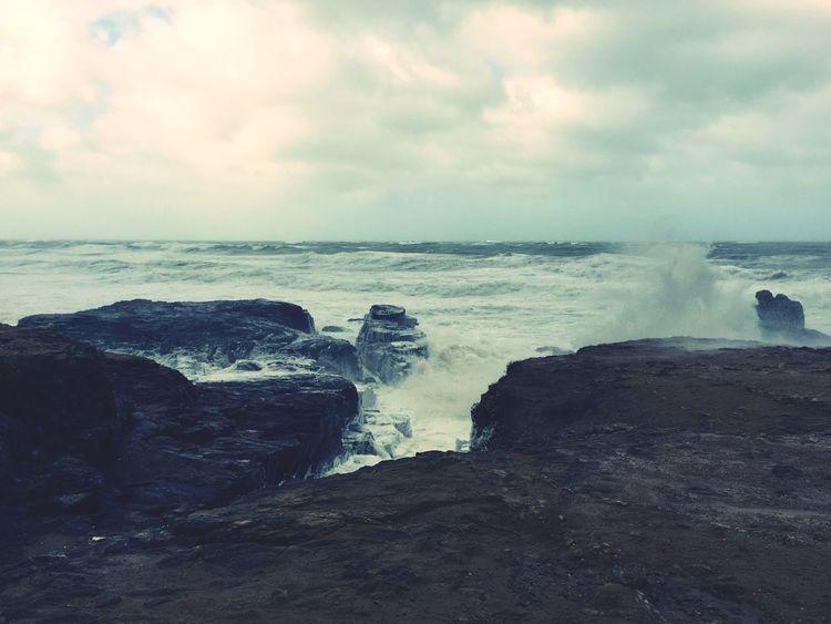 Wind Sea Storm Tempête