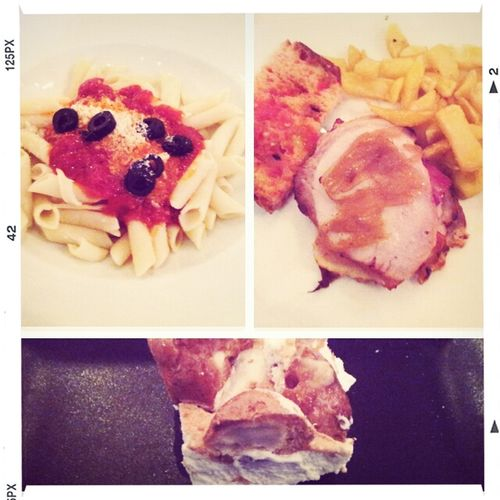 Despidiendo El 2012 Con Un Buen Menú En La Rambla Restaurant... #Fin2012 #RicoRicoRico #DietaMediterranea #PequeñosGrandesPlaceres