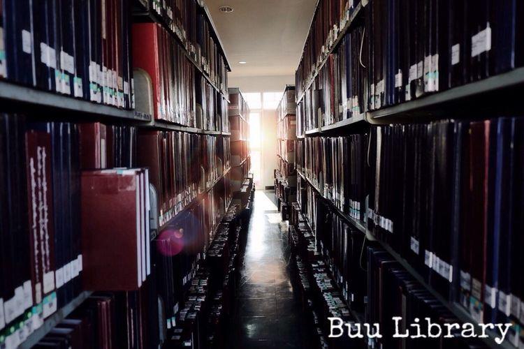 I❤️ buu library