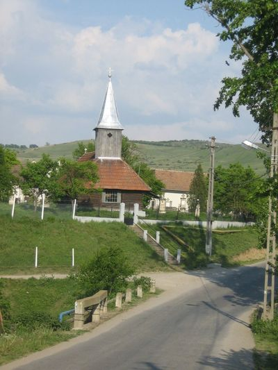 Architecture Building Exterior Built Structure Church Architecture No People Old Buildings Outdoors Wood, Romania