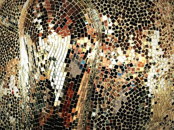 Glass - Material Full Frame Pattern Backgrounds Mirror Built Structure Close-up Metal Reflection Building Exterior Design Texture Disco Pattern Pieces Light Mosaic Art Abstract Your Design Story