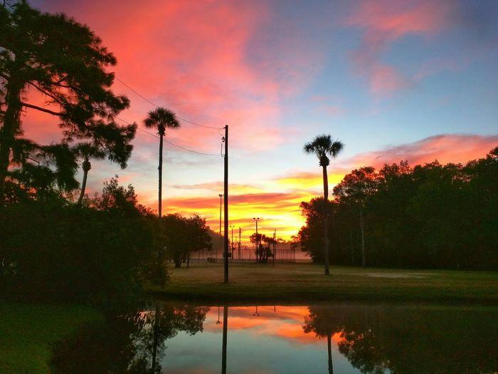 Sunrise and