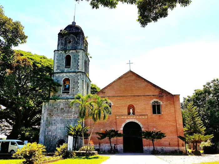 Bacong Negros Church St Agustine Philippine Island National Treasure Pipe Organ