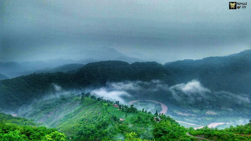 Storm is coming 🇮🇳 Agriculture Nature Field Beauty In Nature Mountain High Angle View Outdoors Tree Landscape Social Issues Water Mountain Range Sky Scenics No People Day Growth Beauty Tea Crop Rural Scene Cloudscape Rainy Days☔ Photography Traveldiary2017 Beauty In Nature