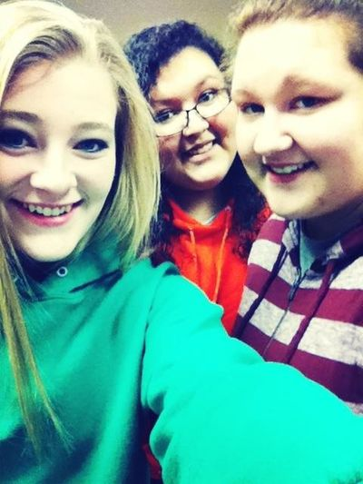 Me Maggie And Brittany