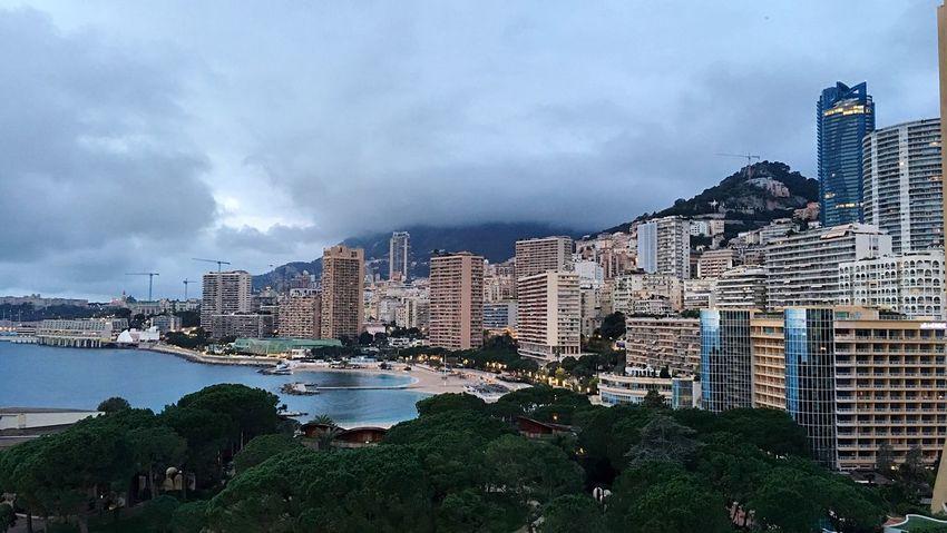 Monte Carlo French Riviera Cityscape Feel The Journey