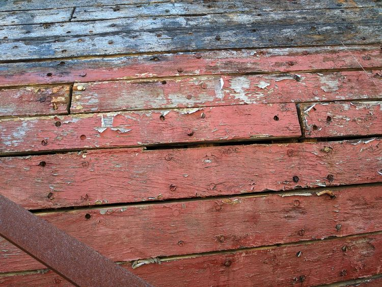 The schooners of Essex MA. were legendary in there design. Only seven of them remain. Backgrounds Textured  Full Frame Red Close-up Day Abstract Rough Weathered Outdoors No People Pattern Paint Schooners Boats Old Boats Essex, Massachusetts Live For The Story Shipyardlife Tall Ship Shipyard The Purist (no Edit, No Filter) EyeEmNewHere