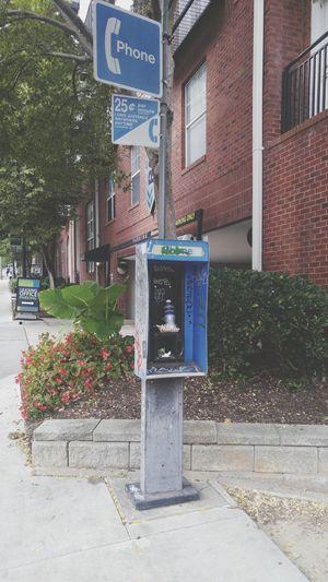 Phonebooth Nostalgia Atlanta, Georgia