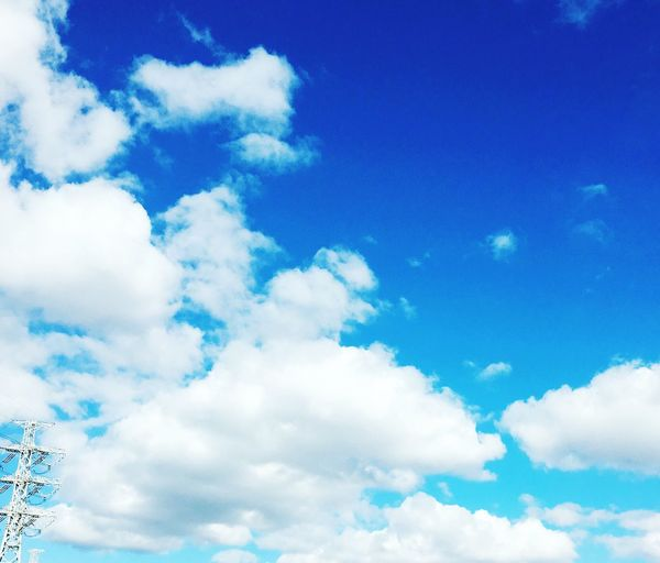 Cloud - Sky Sky Nature Beauty In Nature Day Backgrounds Low Angle View No People Blue Outdoors Sky Only Full Frame