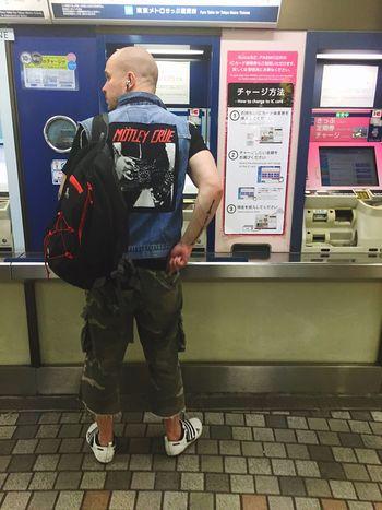 Gaijin Gaijin Invasion Tokyo Street Photography Notes From The Underground