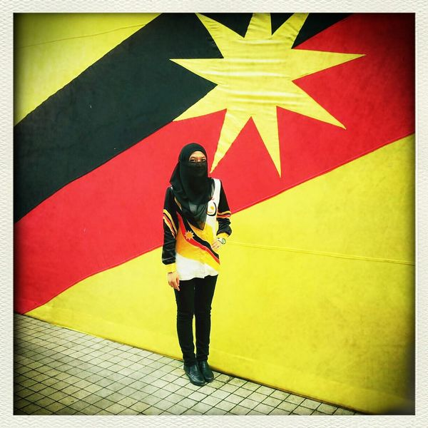 Malaysia Day... Taking Photos Fashion Just Shoot