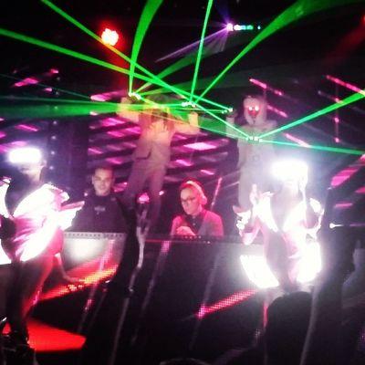 DJ reaz:on! The.greatest dj in Taiwan!