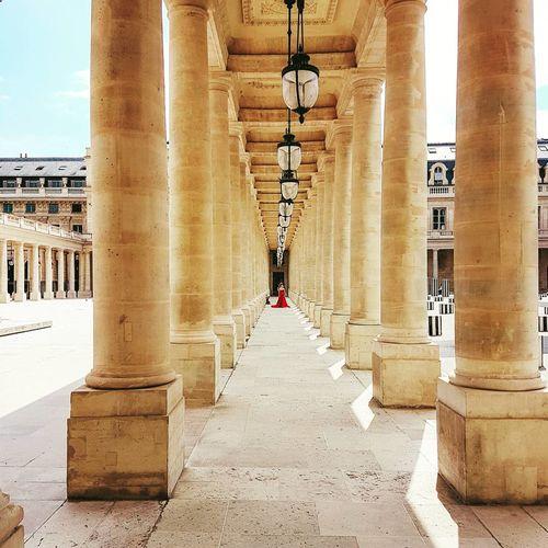 EyeEm Selects Symmetry Architecture Garden Summer Paris ParisianLifestyle Travel France Parisian Life