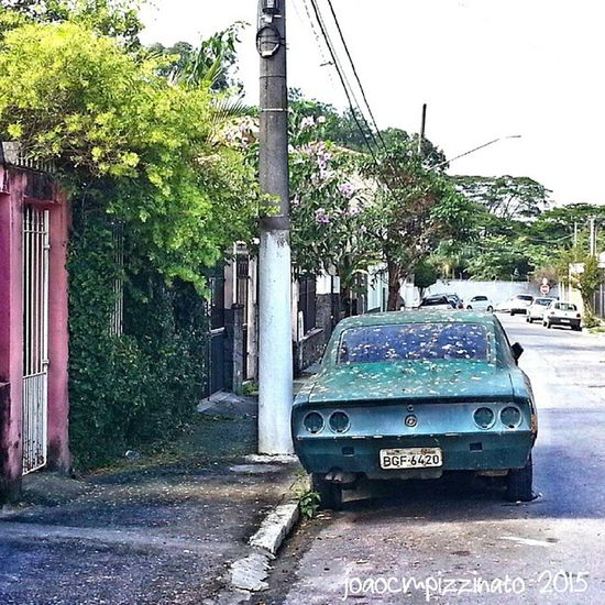 Opala Gm  Opala Car Oldtime streetphotography urban streetphoto_brasil colors city zonasul saopaulo brasil photograph