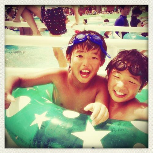 Kids Summertime Pool Summer Memories...